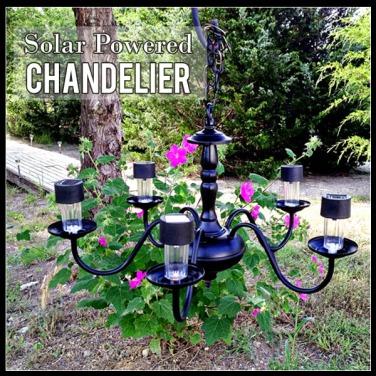Solar-Powered-Chandelier